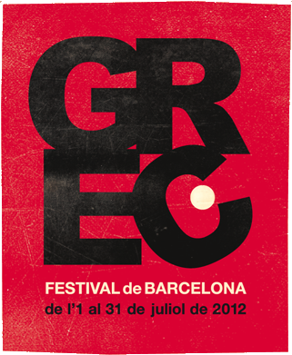 Another year, another Grec (logo by Quim Roy)